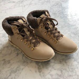 Cole Haan Boot Sz 8 Zerogrand waterproof